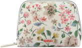 Cath Kidston Pressed Flowers Curved Top Cosmetic Bag