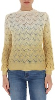 L'Autre Chose Ombre Open Knitted Sweater