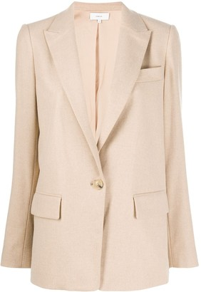 Vince Single Breasted Blazer