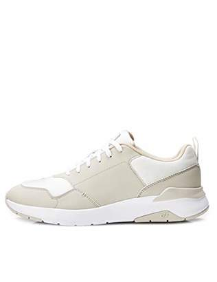 BEIGE CARE OF by PUMA Women's Satin Trainer,