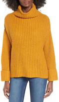Leith Chunky Turtleneck Sweater