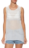 Lemlem Shoka Gauze Striped Tunic