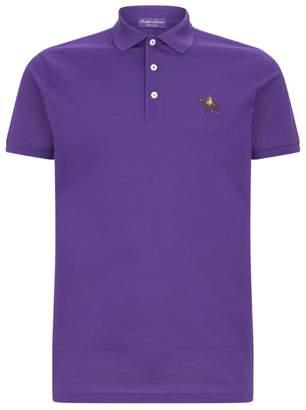 Ralph Lauren Purple Label Purple Label Pony Polo Shirt