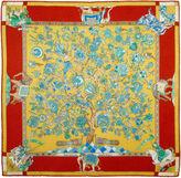 One Kings Lane Vintage Hermès Fantaisies Indiennes Pochette