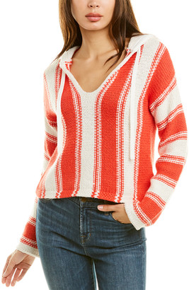 Wildfox Couture Chromatic Stroke Sweater
