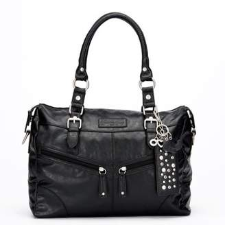 Little Company Black Label Bag Rock Bag R01. BL Nappy Bag Black
