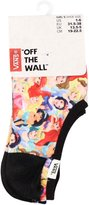 Vans Girls' Disney's Princess No Show Socks-Princess-1-6