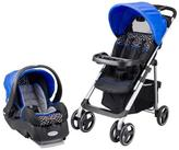 Evenflo Vive Travel system with Embrace Hayden Dot Grab and Go