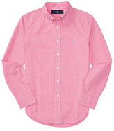 Ralph Lauren Childrenswear Poplin Shirt