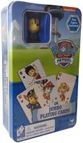 Cardinal Paw Patrol Chase Figure & Jumbo Playing Cards Set by