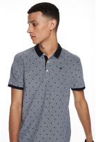 Scotch & Soda Polo With Contrast