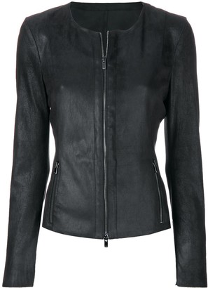 Drome Slim-Fit Zipped Jacket