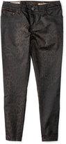 Ralph Lauren Jemma Leopard Skinny Jean