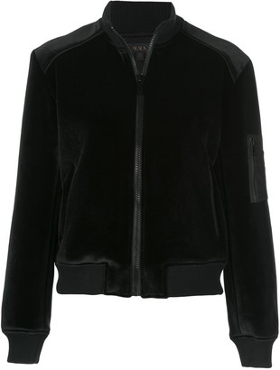 ALALA fitted bomber jacket