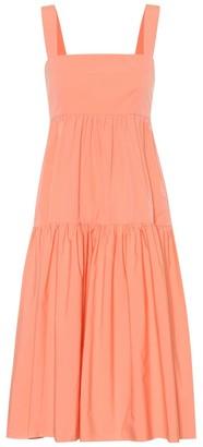 Three Graces London Cosette cotton midi dress