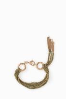 Carolina Bucci Strand Lucky Bracelet