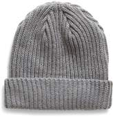 The Idle Man Small Fisherman Beanie Grey