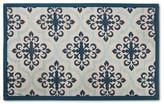 Threshold Blue Patterned Comfort Kitchen Floor Mat 34X22