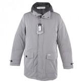 Woolrich Grey Coat for Women