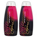 Ed Hardy Lot 2 Hollywood Bronze Indoor Tanning Lotion Accelerator Bronzer Dark
