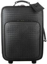 Bottega Veneta Intrecciato Carry-On Luggage