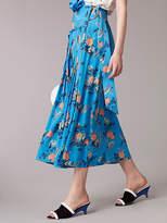 Diane von Furstenberg D Ring Midi Skirt