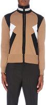 Neil Barrett Retro Modernist Knitted Cardigan