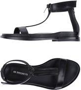 Ann Demeulemeester Sandals