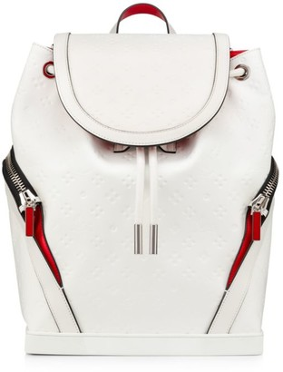 Christian Louboutin Explorafunk Leather Backpack