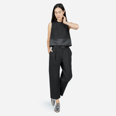 Everlane The E2 Wide-Leg Crop Pant