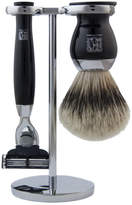 Geo F. Trumper PBS Chrome Shaving Stand for Razor and Brush