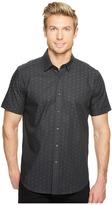 Robert Graham Modern Americana Deven Short Sleeve Woven Shirt Men's Clothing