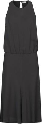 Brunello Cucinelli 3/4 length dresses
