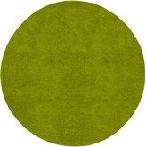 Surya AROS6-8RD Lime Green Aros Collection Rug - 8 Ft Round