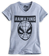Disney The Amazing Spider-Man Tee for Girls by Mighty Fine