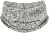 River Island Boys grey knit snood