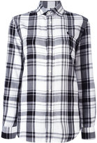 Polo Ralph Lauren checked shirt - women - Cotton - 8