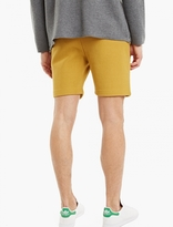 S.n.s. Herning Yellow Cotton Resolution Shorts