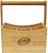Carolina Hurricanes Bamboo Utensil Caddy