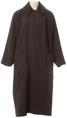 Jaeger Brown Cotton Coats