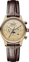 Ingersoll Men's IN1410RCR Santa Anna Analog Display Automatic Self Wind Brown Watch