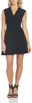 1 STATE 1.State Black V Neck Dress