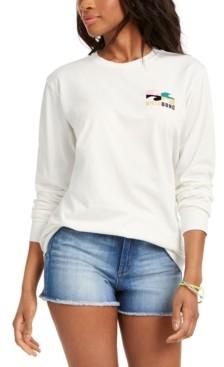 Billabong Juniors' Beach Waves Cotton Graphic T-Shirt