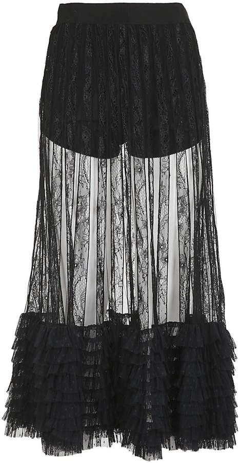 Amen Couture Ruffled Skirt