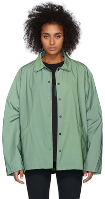 Fear Of God Green Sixth Collection Coaches Jacket