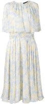 Rossella Jardini - printed shift dress - women - Silk/Polyester - 44