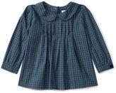 Ralph Lauren Tartan Cotton Long-Sleeve Top