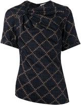 Etoile Isabel Marant Jancis top - women - Cotton - 40