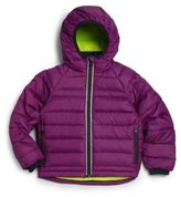 Canada Goose Toddler's & Little Girl's Bobcat Self-Packing Hoodie Jacket