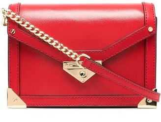 MICHAEL Michael Kors Grace leather crossbody bag